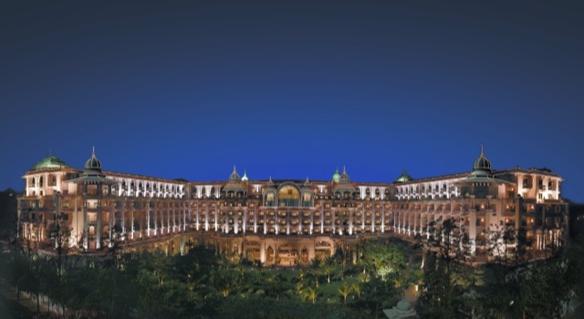 Leela Palaces - India - luxury hotel representation french market