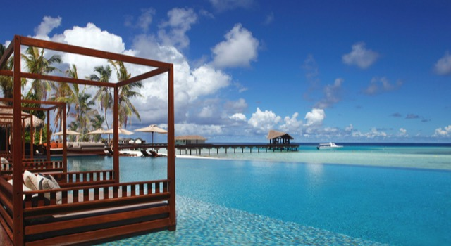 The Residence - Maldives - luxury hotel representation french market