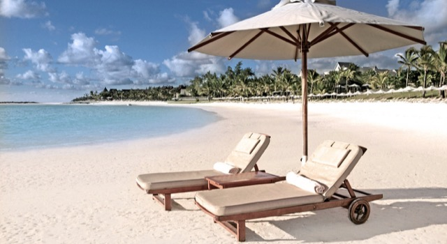 The Residence - Mauritius - luxury hotel representation french market
