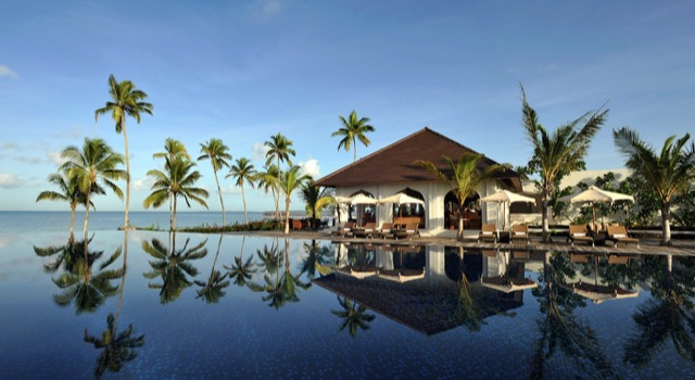 The Residence - Zanzibar - luxury hotel representation french market
